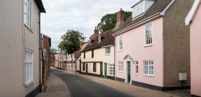 Where to live in Suffolk