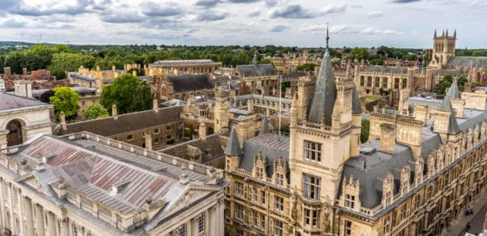 Cambridge property market