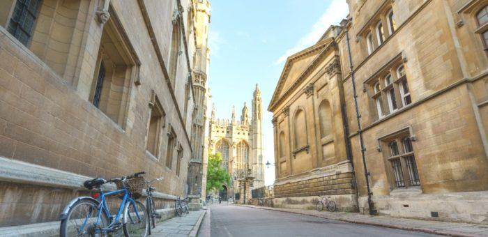 Cambridge schools & transport