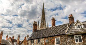 Villages near Norwich