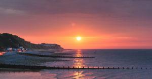 Seaside property Norfolk