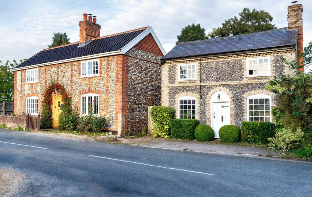 What sort of properties are available to buy?
